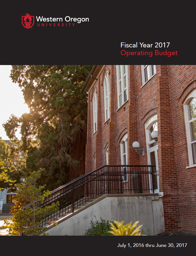 FY17 Budget Book