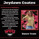Jeydawn Coates