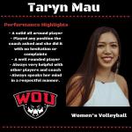 Taryn Mau