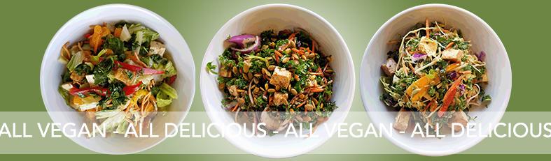 Vegan Salads - All Vegan All Delicious