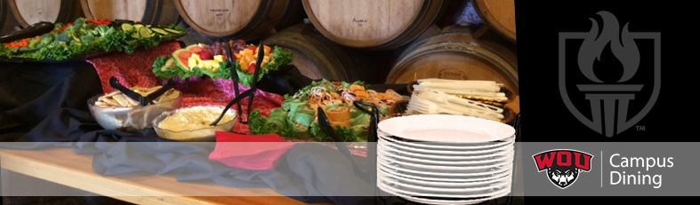Campus Dining Catered Event