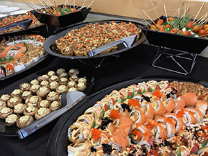 WOU Catering Image