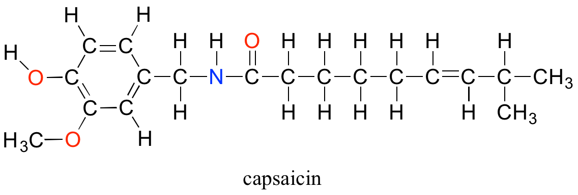 Ibuprofen lewis dot structure