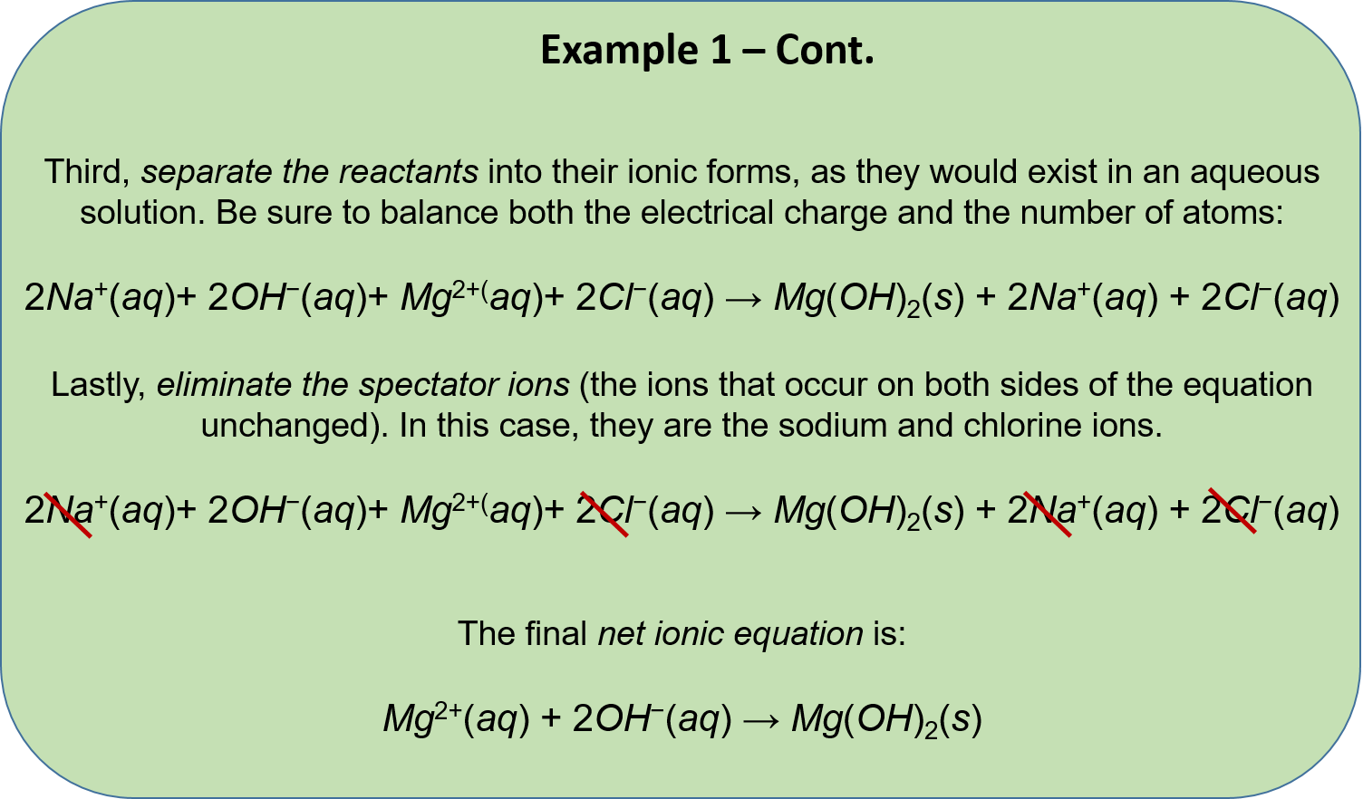 Ch104 Chapter 5 Chemical Reactions Chemistry