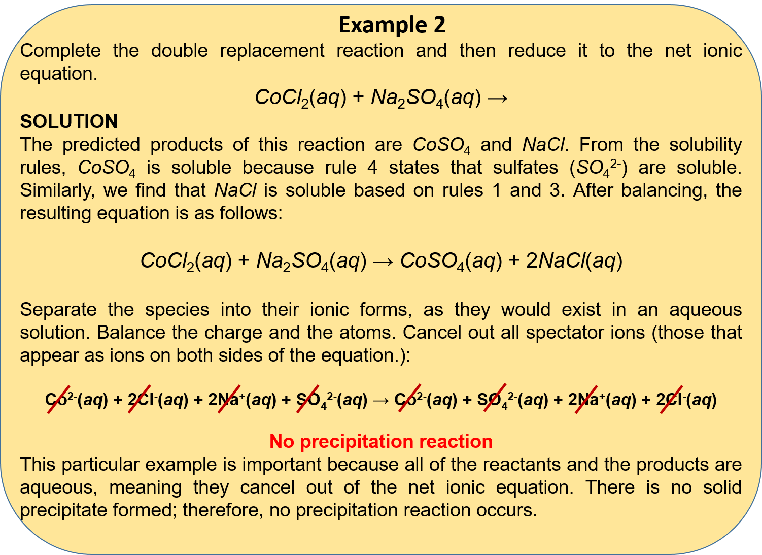 CH150: Chapter 5 – Chemical Reactions – Chemistry