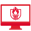 Remote Learning Icon