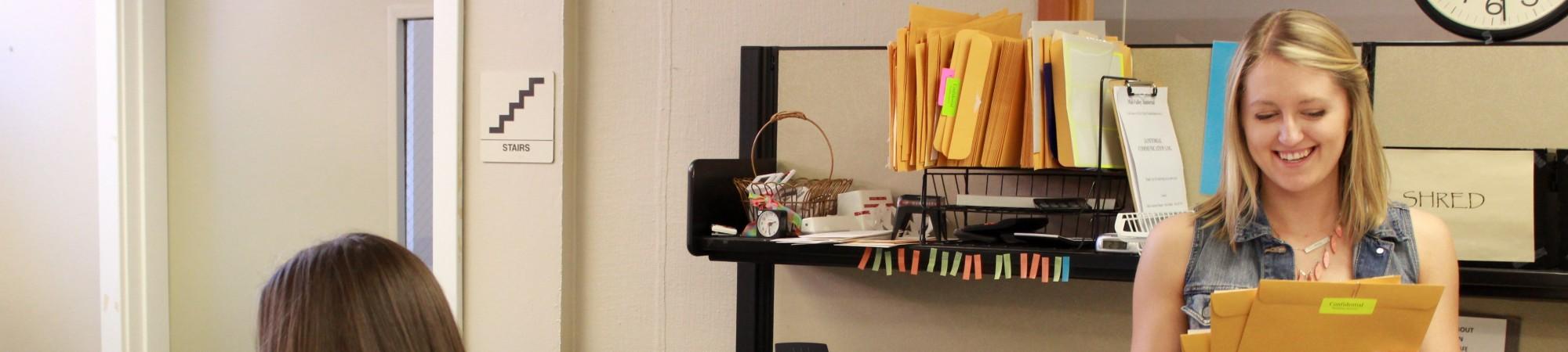 DS Front Desk