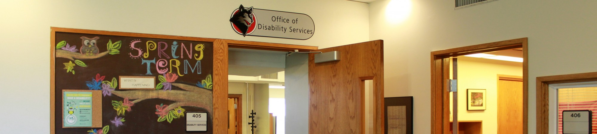 Disability Services Office