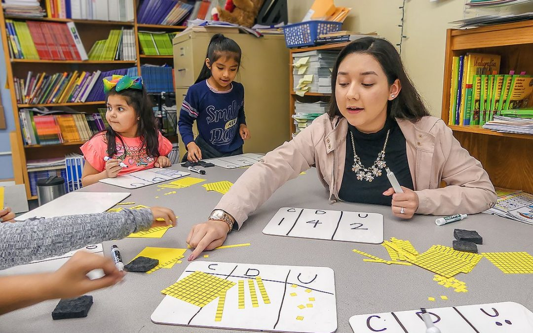 To improve teacher diversity, Salem-Keizer focusing on training its own