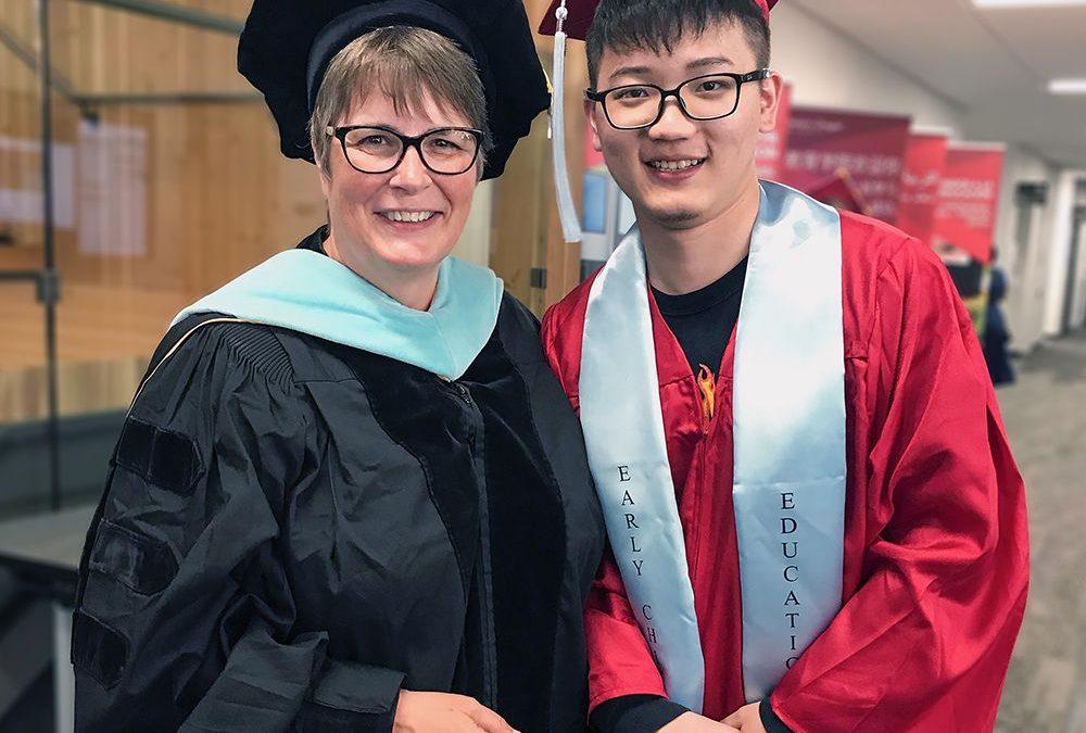 Faculty spotlight on Dr. Cindy Ryan