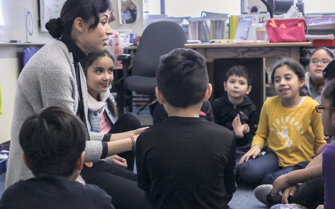 Program spotlight: Bilingual Teacher Scholars