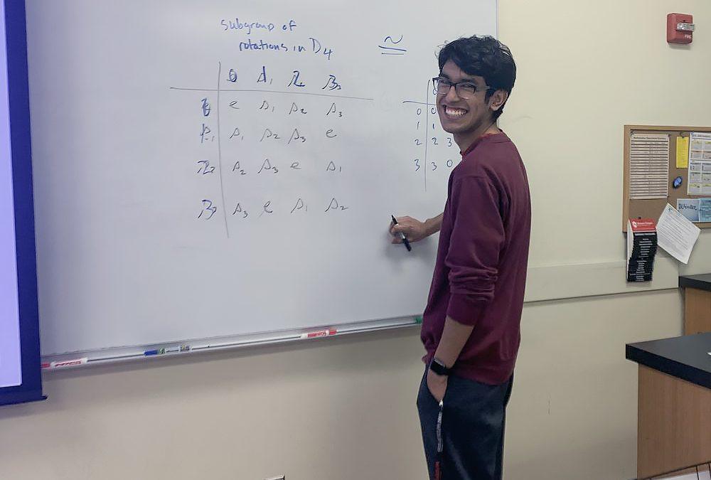 Oregon Opportunity Grant helps Teacher Ed student Kevin Figueroa