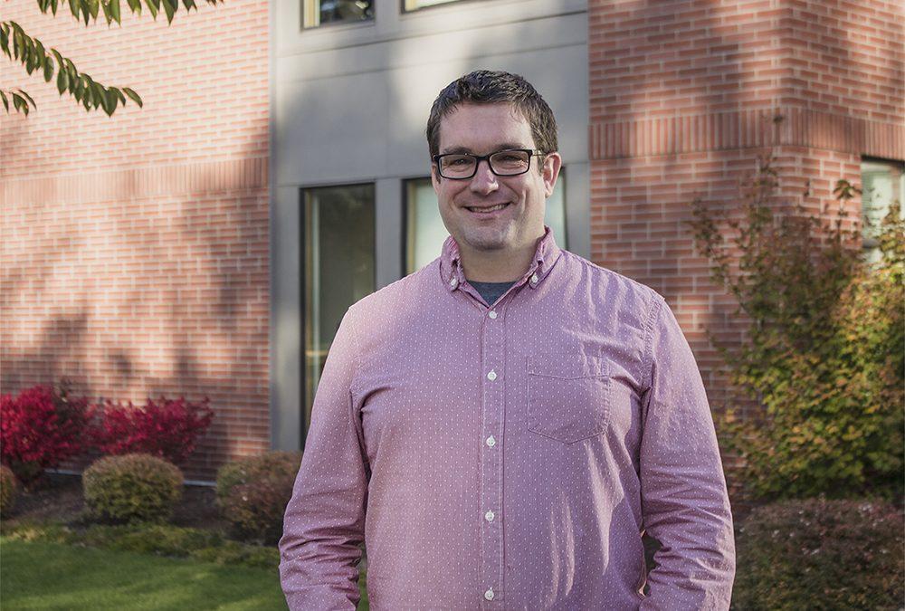Faculty spotlight on Dr. Patrick Graham