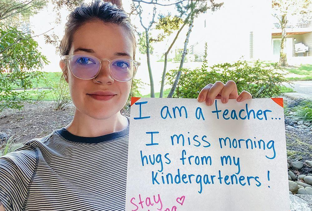 Celebrating Teachers Spring 2020