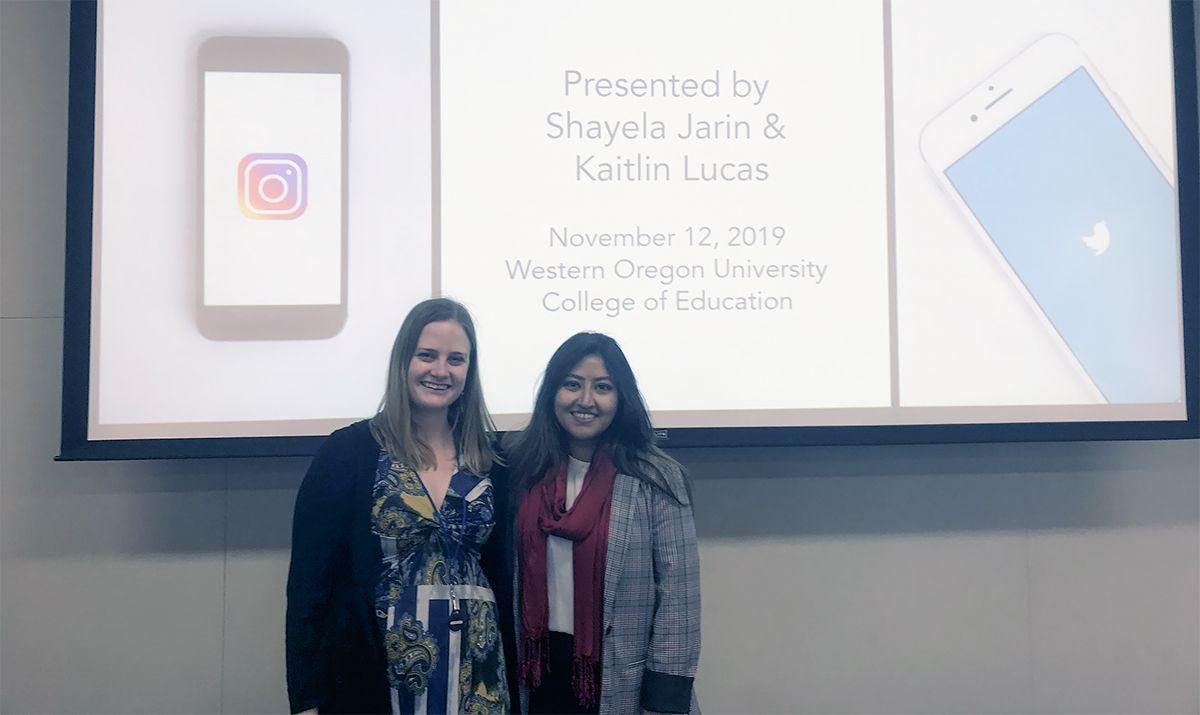 social media presentation