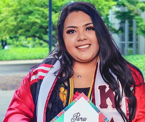 Grad profile: Gabriela Acevedo-Solis