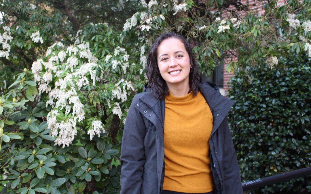 Grad profile: Kailee Goodrich