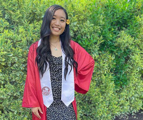 Grad profile: Susiele Koga Truong