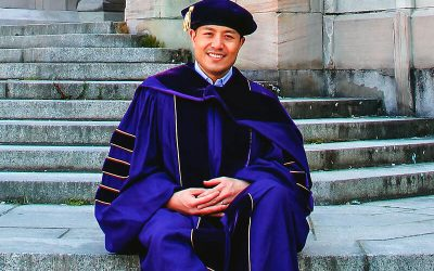 Dr. Lin Wu joins Division of Education & Leadership faculty
