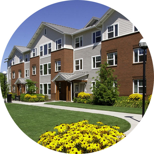 WOU Campus Housing