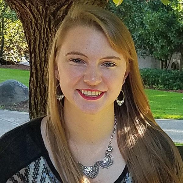 Student Body President 2017-2018 Jessica Freeman