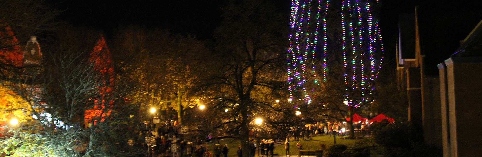Annual Holiday Tree Lighting 2018