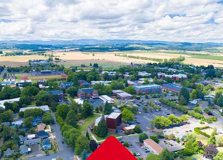 Western Oregon University - Oldest of Oregon Universities