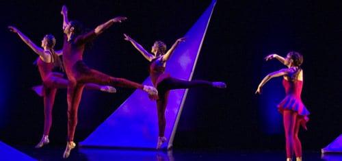 WOU dancers