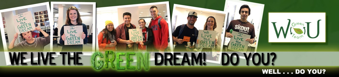 Live the Green Dream