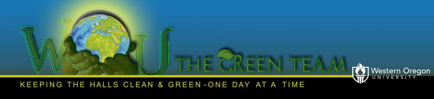 WOU Green Team