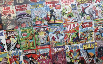 How HEXS professors are using comic books to teach health