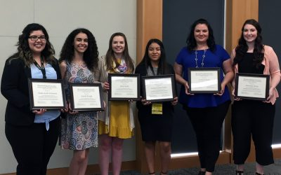 2019 Outstanding Student Awards in Community Health & Exercise Science