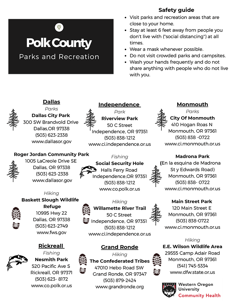 Local Parks Resource Page
