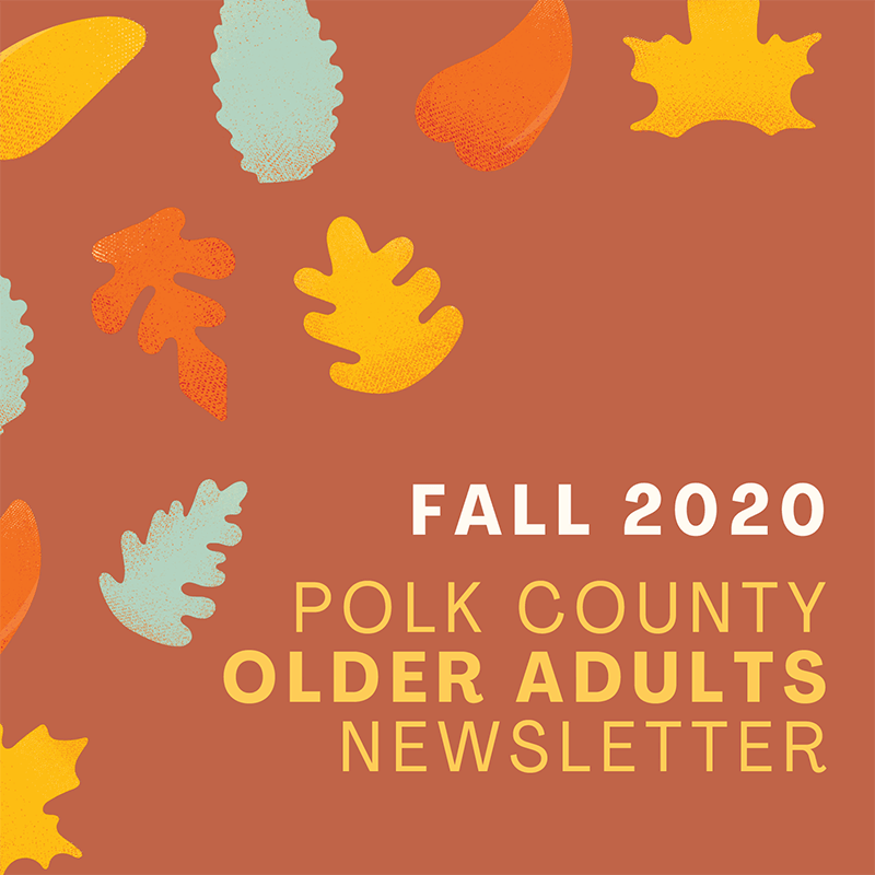 Older Adults Fall Newsletter 2020