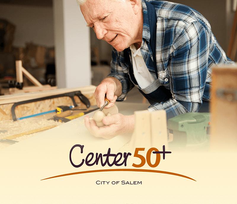Center 50+ Salem Informational Flyer