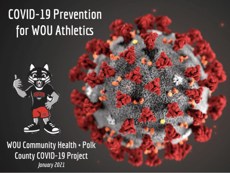 COVID-19 Prevention for WOU Athletics Presentation