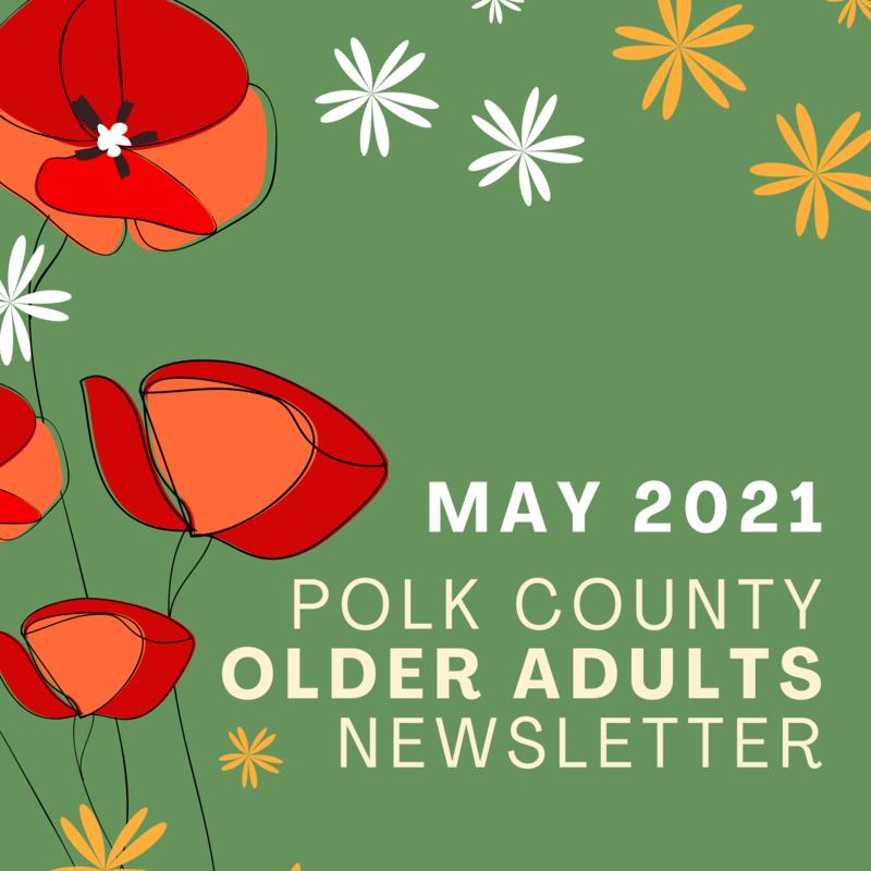 Older Adult Spring Newsletter