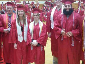 History Graduation photo 2016