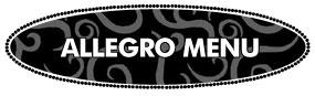 Allegro Menu