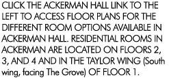 Ackerman Information