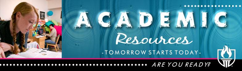 Academic Resources