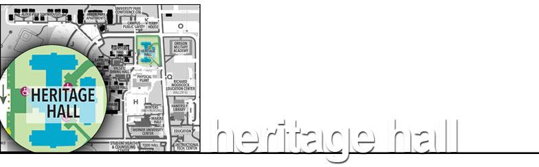 Heritage Hall Mp