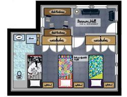 icon barnum hall suite
