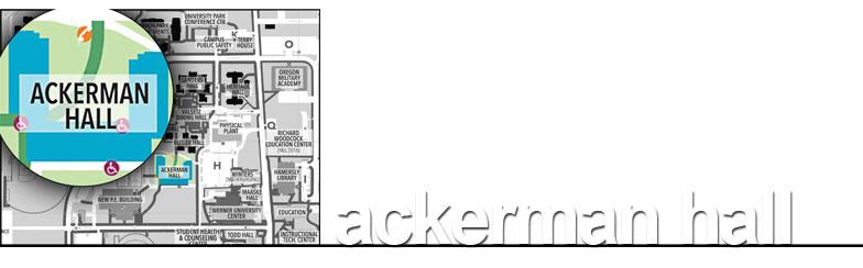 Ackerman Hall Mp