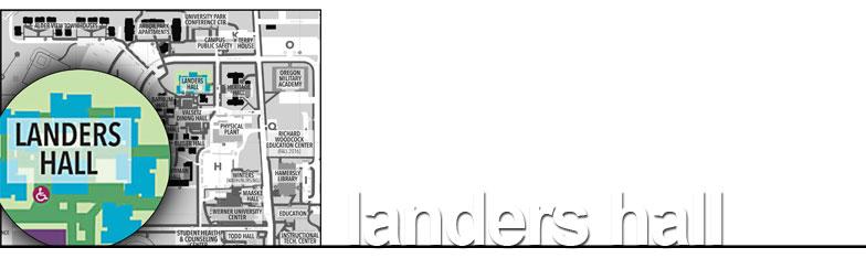 Landers Hall Mp