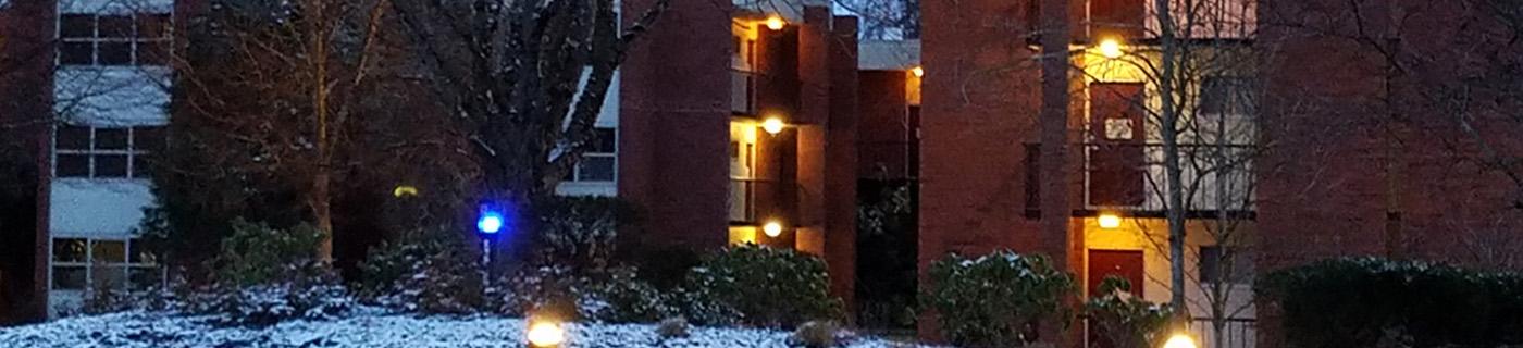 Winter Residence Halls