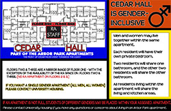 icon cedar hall layout