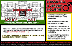 icon spruce hall layout