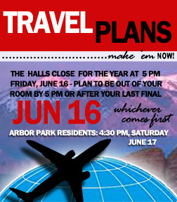 Make Travel Plans Now!