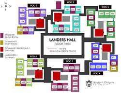 2017 icon landers hall floor three